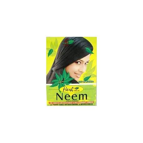 Hesh m - shampooing masque 100% naturel - anti-pelliculaire - favorise la repousse des cheveux