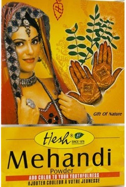 Hesh mehandi henna 100% henné naturel