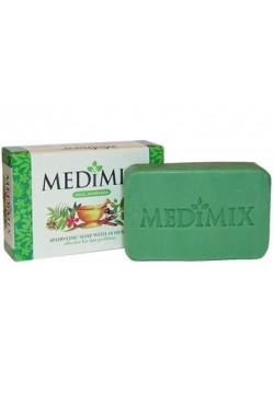 Savon Medimix nettoie et tonifie rendant un éclat de fraîcheur