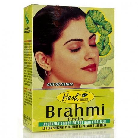 Hesh Brahmi - soins contre la chute et la perte de cheveux 100% naturel