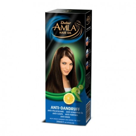 Huile Amla Dabur anti-pelliculaire - 200 ml