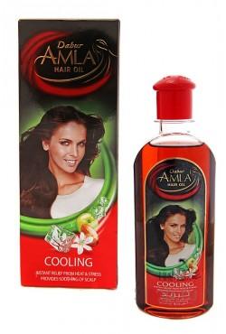 Amla dabur cheveux Huile cooling rafraichit relaxe protège les cheveux et réduit le stress - 200 ml