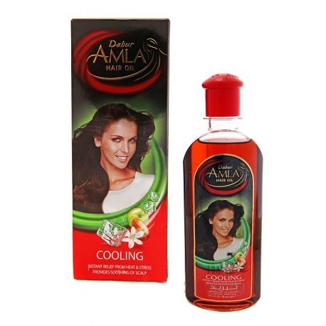 Huile Amla Dabur cooling - 200 ml