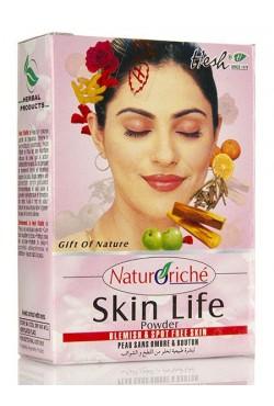Hesh skin life soins de peau, l'acné et la pollution