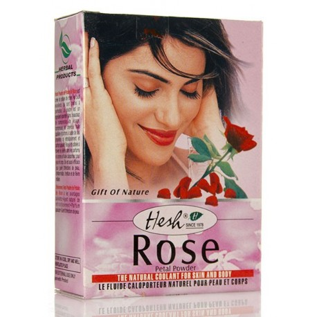 Hesh rose petal