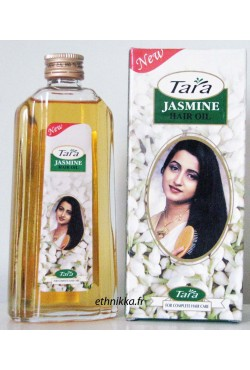 Huile Capillaire Tara Jasmin anti pelliculaire, protéction solaire