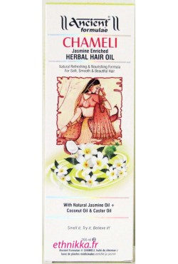 Huile chameli ancient formulae nourrit, lisse et enrichit