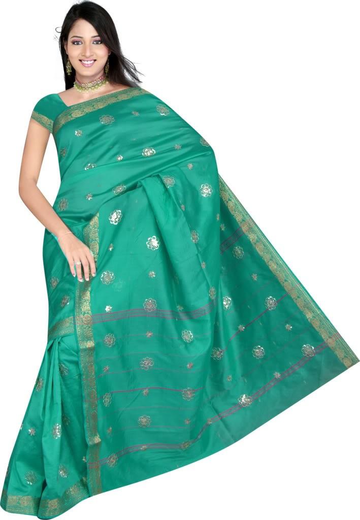 Extrêmement Sari et vêtement indien | Acheter robe sari pas cher - Ethnikka.fr ZD54