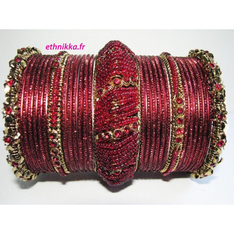 bracelet femme hindou