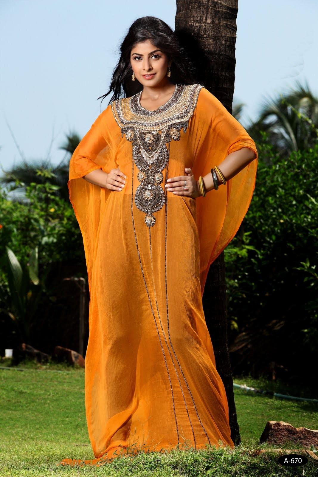 Robe indienne mariage blanche