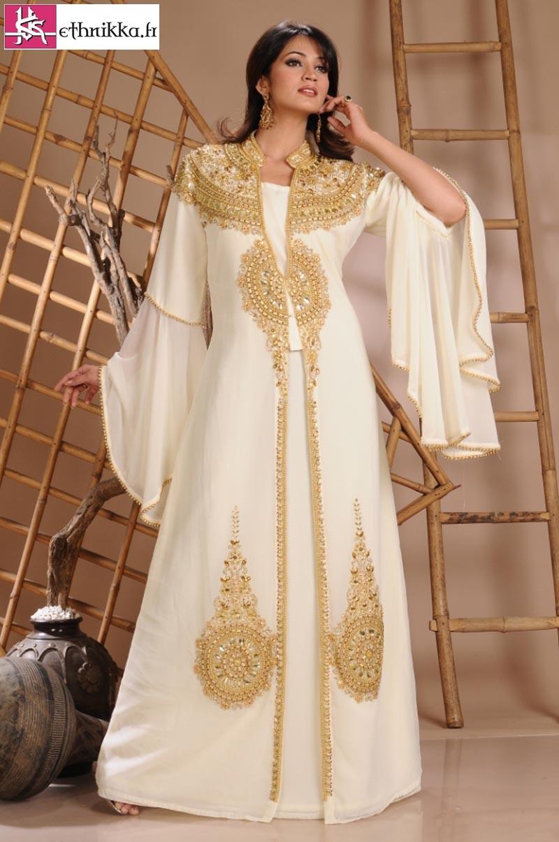 Robe soiree arabe pas cher