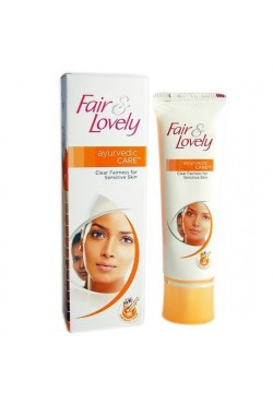 Fair and lovely Ayurvedic teint homogène et équilibré