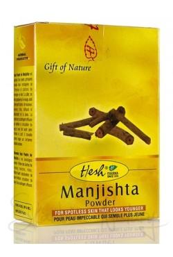 Hesh Manjishta, enlève les tâches de rousseur, les boutons et les rides