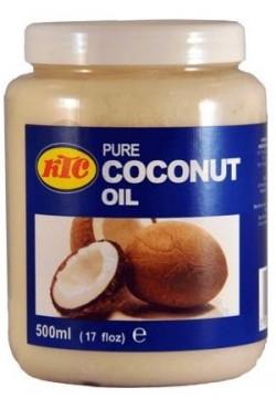 Huile de coco KTC 100% naturelle