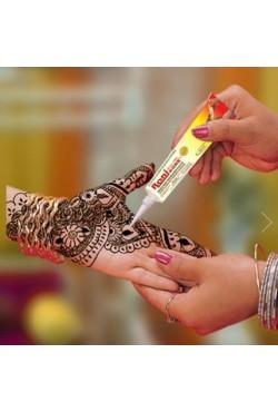 Hénné noir tatouage henné prêt à l'emploi Rani