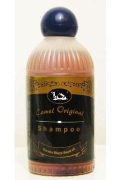 Shampoing à l'Huile de Nigelle soins cheveux Al Jamal