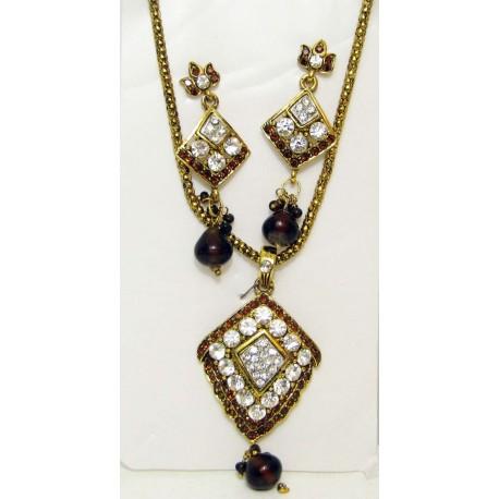 Bijoux indien parure pas cher - Presentoir a bijoux pas cher ...