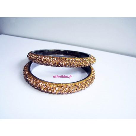 Swarovski crystal bracelets indien cristal