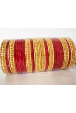 Bracelets Hindi 48 bangles pour les deux mains
