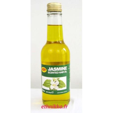 huile de jasmin