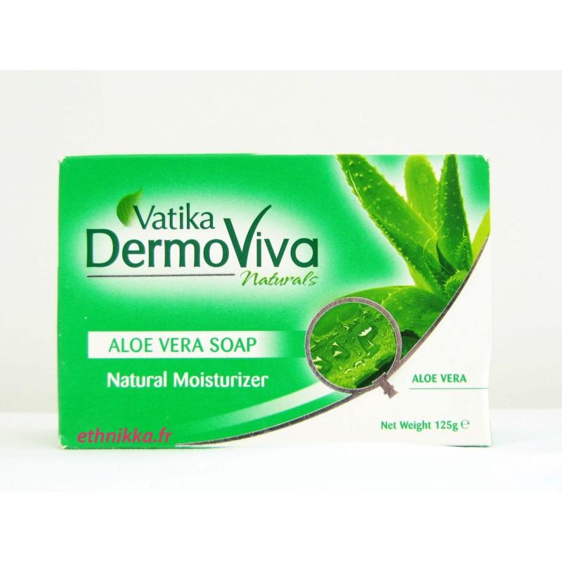 Assez Acheter Savon naturel bio à l'extrait d'Aloe Vera pour la peau AK07