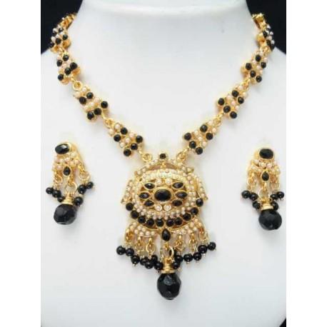 Bijoux indien parure fantaisie pas cher