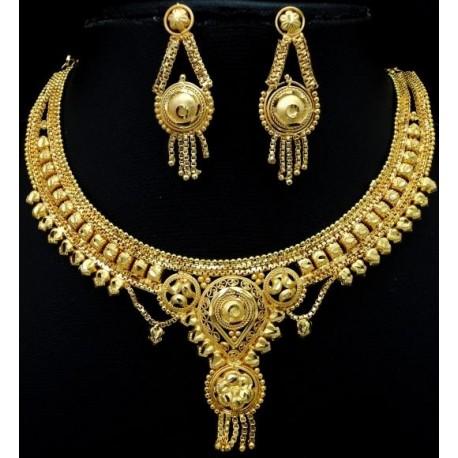 Parure mariage pas cher bijoux indien