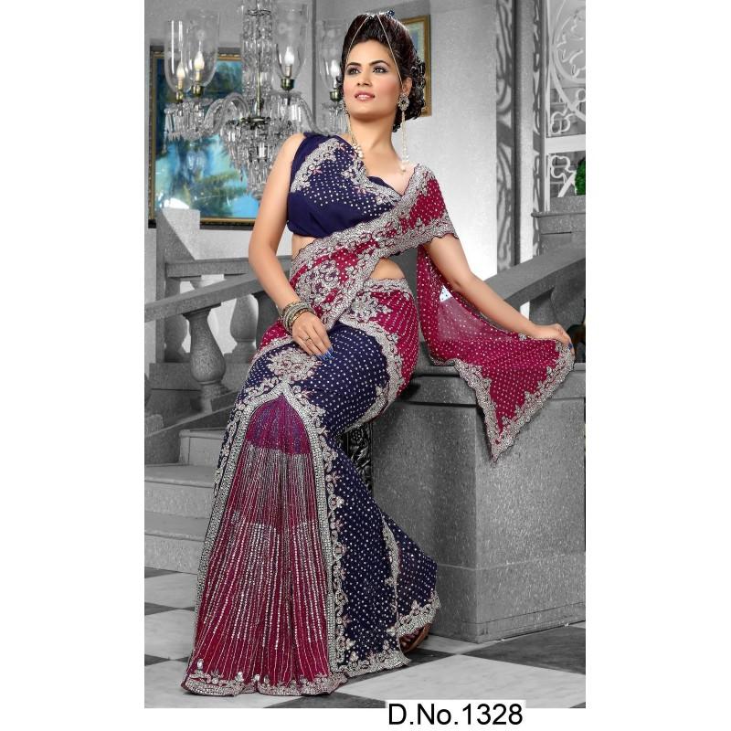 Les robe indienne pas cher