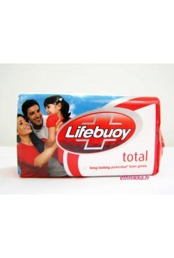 Savon naturel désinfectant pour la peau Lifebuoy Total