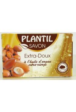 Savon Plantil doux à l'huile d'argan naturelle pour la peau