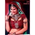 Bijoux indiens ensemble de mariage grande taille