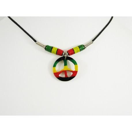Collier Jamaïcain fait à la main