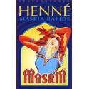 Henné Masria coloration rouge ardent soins des cheveux