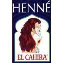 Henné Cahira coloration acajou soins des cheveux