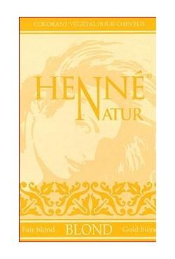 Coloration blond naturel soins des cheveux au Henné