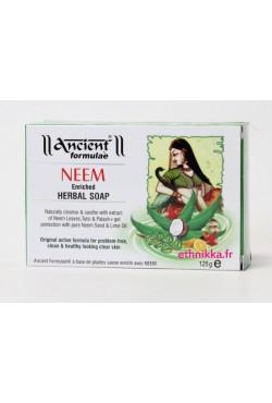 Savon au Neem à base de plantes aux neem ancient formulae