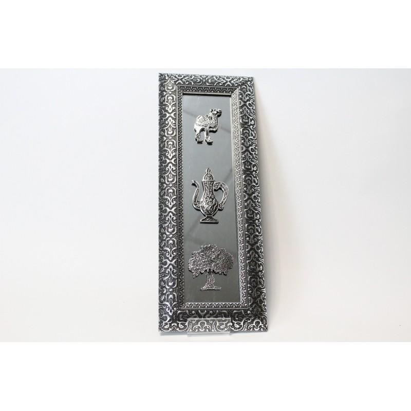 Acheter miroirs argent s orientaux motifs for Miroir oriental