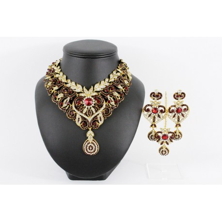 Bijoux indien parure bollywood