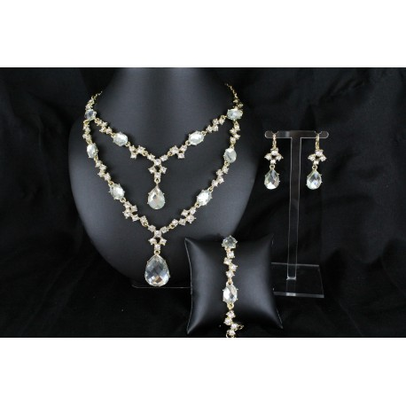 achat parure bijoux orientaux de mariage pas cher pour. Black Bedroom Furniture Sets. Home Design Ideas