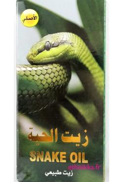 Huile de Serpent soin pour les cheveux