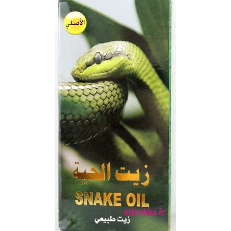 Huile de Serpent - huile cheveux essentiels 125 ml