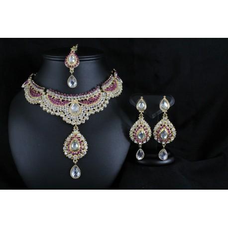 Bijoux indiens parure
