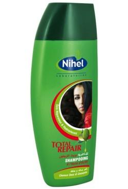 shampooing hair repair à l'huile d'olive pour cheveux cassants