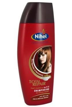 shampooing hair repair aux extraits d'henné pour les chutes de cheveux