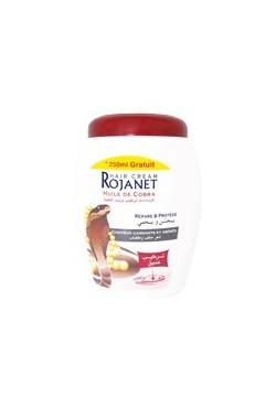 Hair Cream à l´huile de Cobra ROJANET pour cheveux cassants