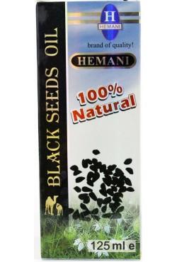 Hemani soin corps et cheveux Huile de nigelle