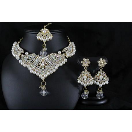 Bijoux indiens parure mariage