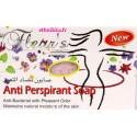 Savon anti transpirant déodorant Hemani