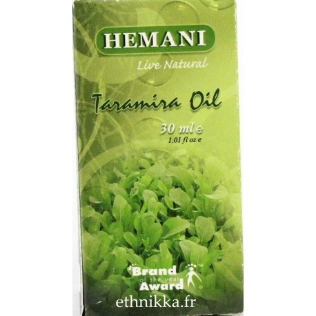 Huile de roquette Taramira oil Hemani