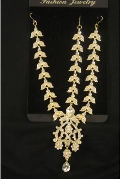 Couronne bijoux en plaqué or